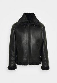The Kooples - BLOUSON - Winter jacket - black - 0