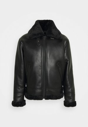 BLOUSON - Winterjas - black
