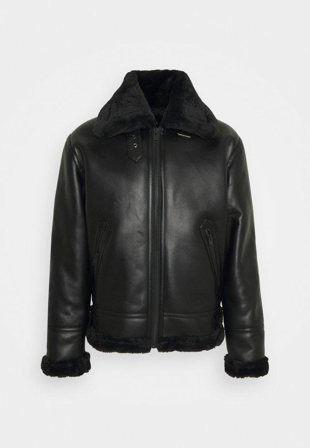BLOUSON - Winter jacket - black