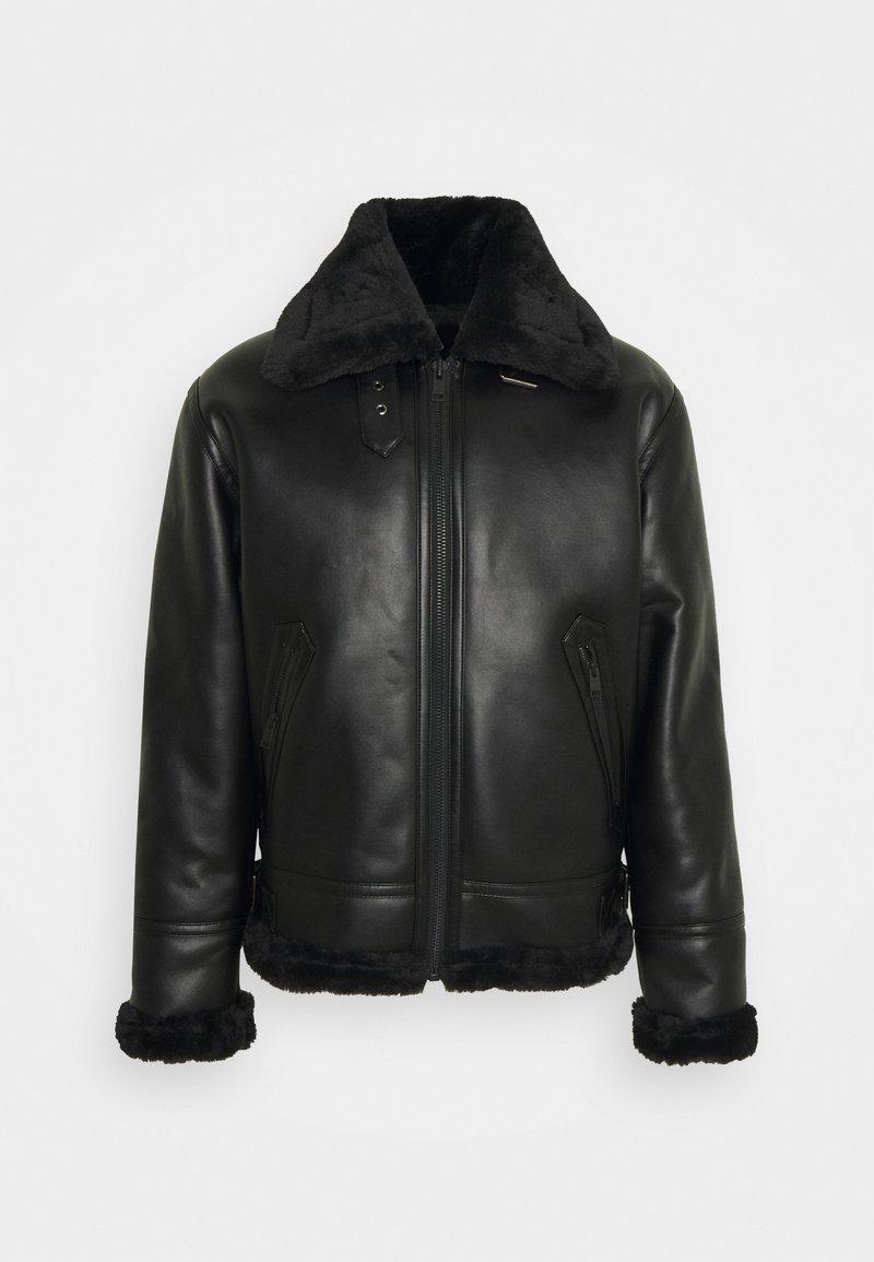 The Kooples - BLOUSON - Winter jacket - black