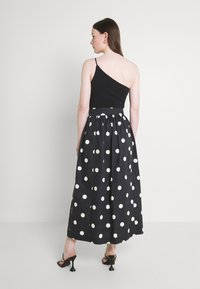 EDITED - JARINE SKIRT - Maxi skirt - bold dot - 2