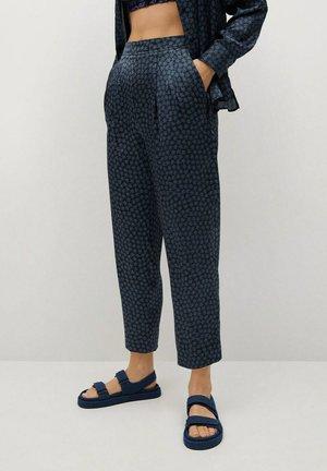 CHIQUI - Trousers - bleu