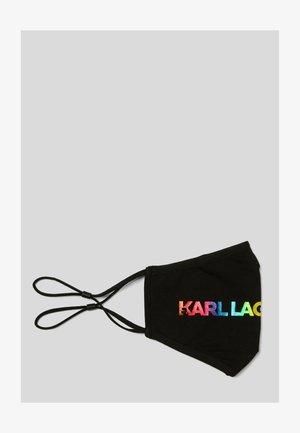 1726 - K/PRIDE FACEMASK - OTHER ACCESSOIRES - KARL LAGERFELD - Community mask - black