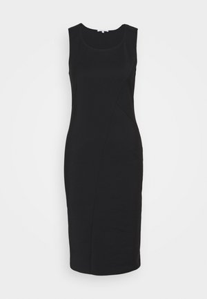 DRESS LONGER LENGTH - Maxi dress - nero