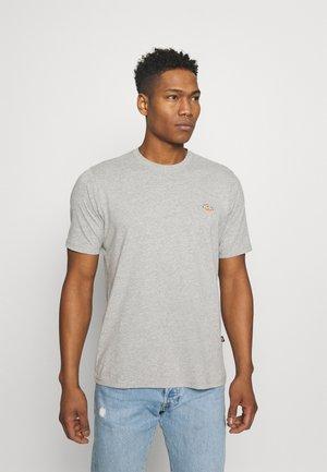 MAPLETON - Basic T-shirt - grey melange