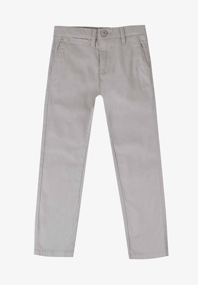 Kalhoty - gris claro