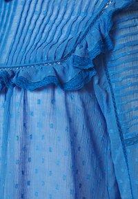 NAF NAF - FLEX - Langærmede T-shirts - bleu pensee - 2