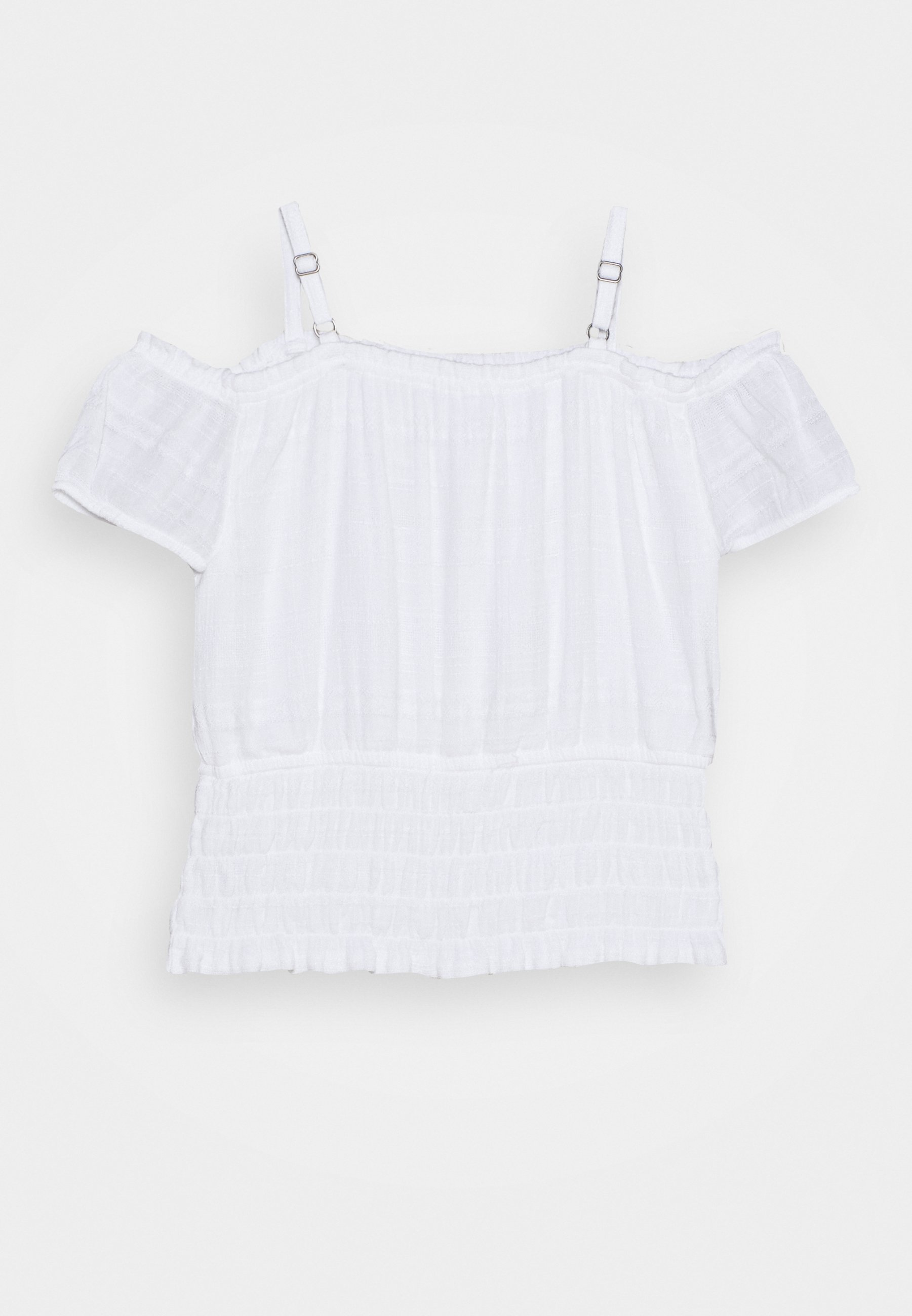 Kids SMOCKED WAIST - Print T-shirt