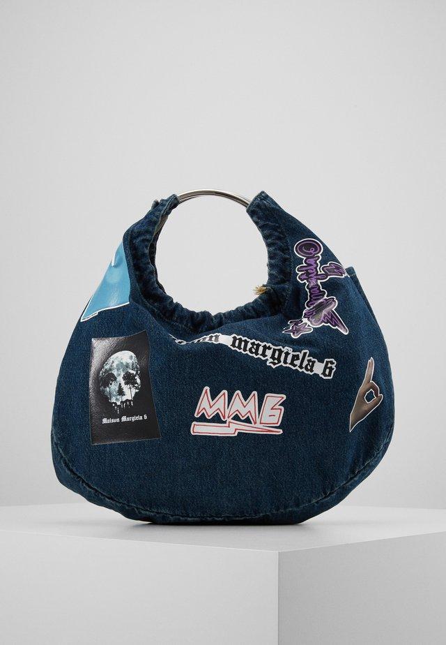 Handbag - indigo
