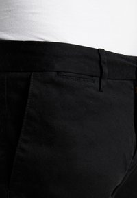 Scotch & Soda - MOTT CLASSIC SLIM FIT - Chinos - black - 3