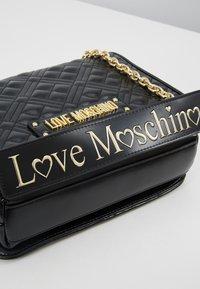 Love Moschino - Torba na ramię - black - 6