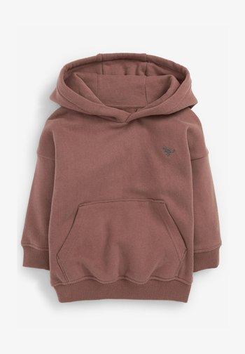 SOFT TOUCH  - Sweatshirt - dark brown