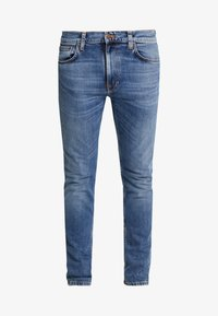 Nudie Jeans - LEAN DEAN - Slim fit -farkut - lost orange - 3
