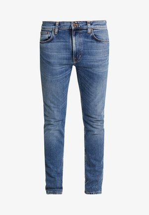 LEAN DEAN - Jeans slim fit - lost orange