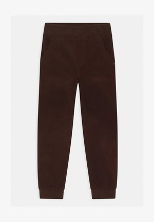 MINI CONNY - Trousers - dark brown