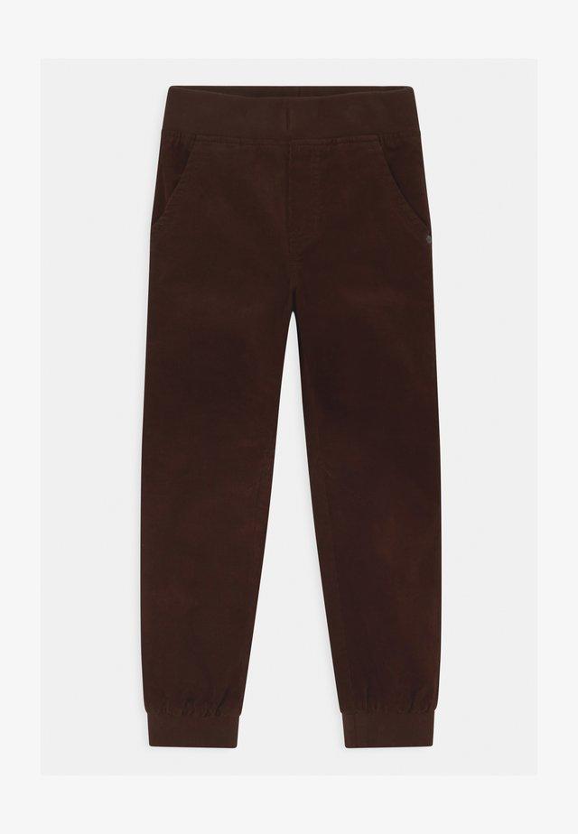 MINI CONNY - Pantalones - dark brown
