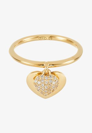 PREMIUM - Ringe - gold-coloured