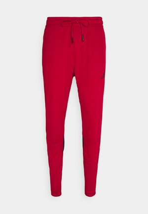 DRY AIR PANT - Tracksuit bottoms - gym red/black