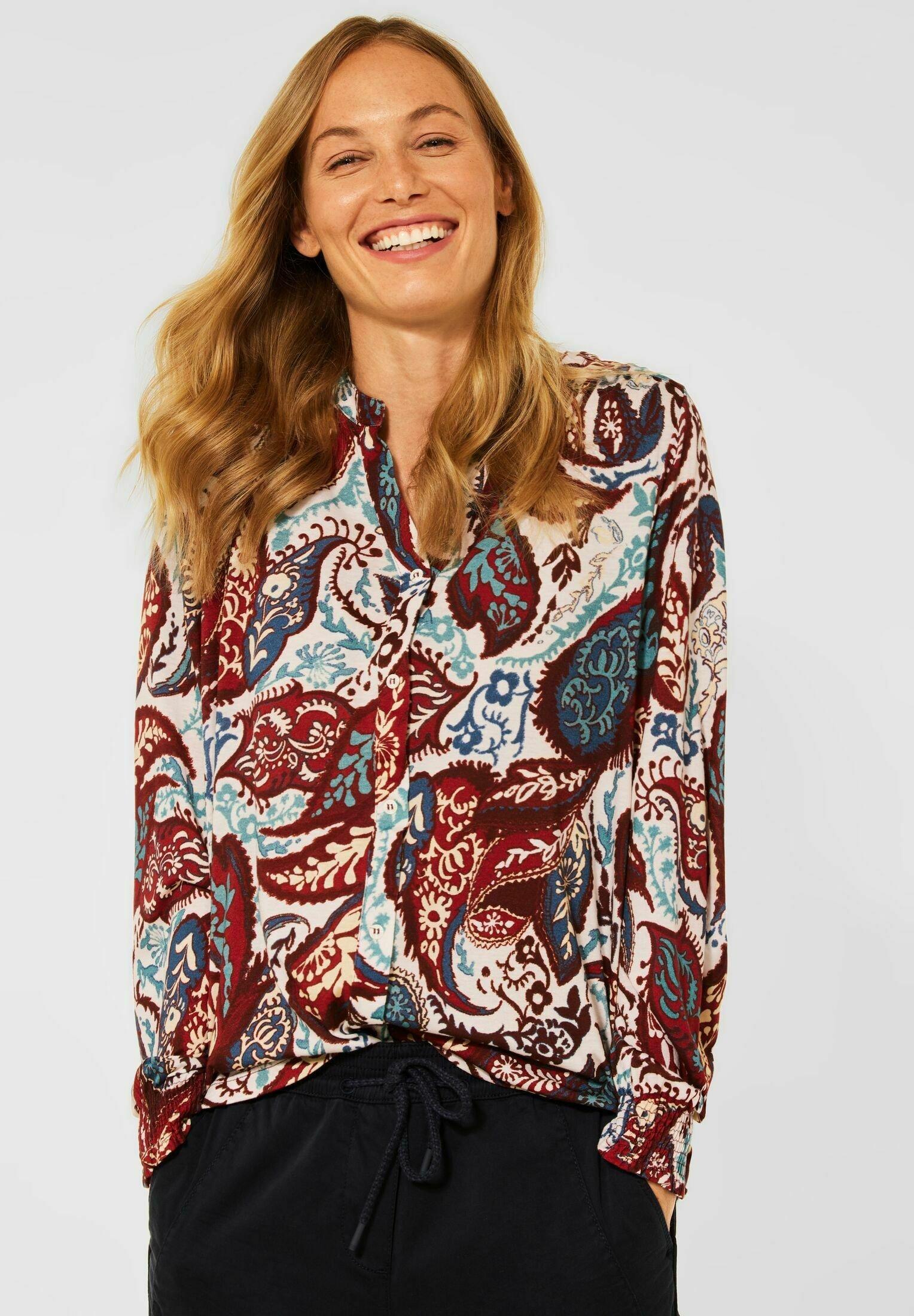 Damen MIT SMOK DETAIL - Bluse