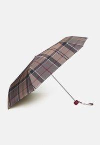 Barbour - PORTREE UMBRELLA - Umbrella - dark brown - 1