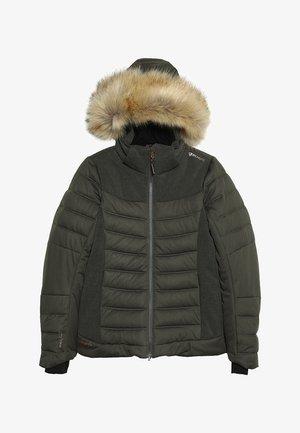 JACIANO JRGIRLS SNOWJACKET - Snowboard jacket - pine grey