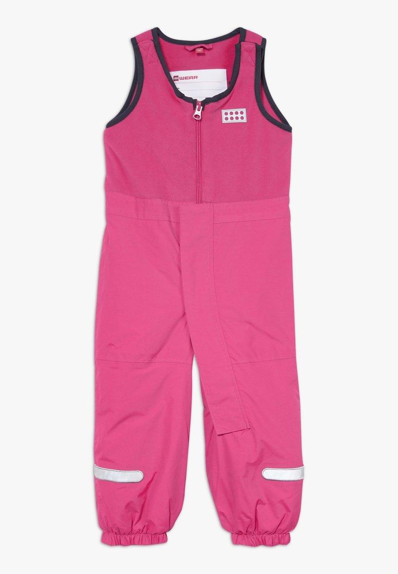 LEGO Wear - LWPUELO - Snowsuit - dark pink