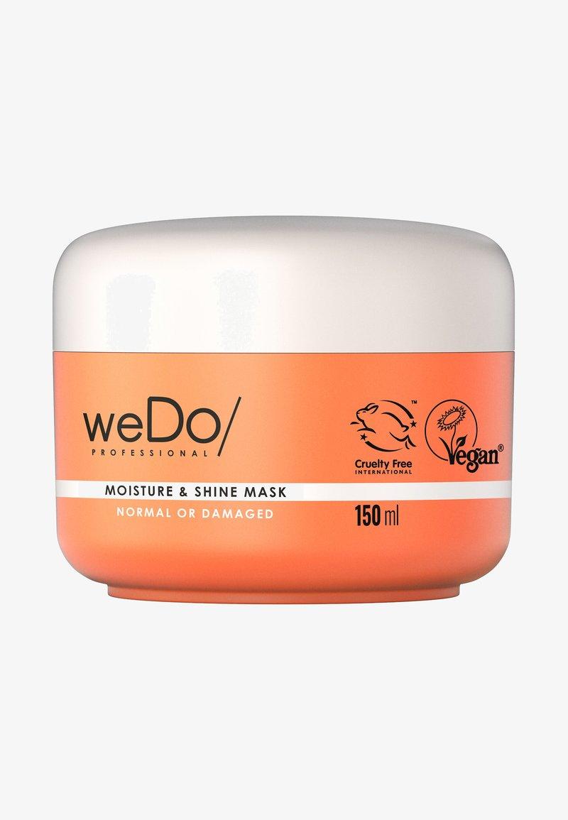 weDo/ Professional - MOISTURE & SHINE MASK - Hair mask - -
