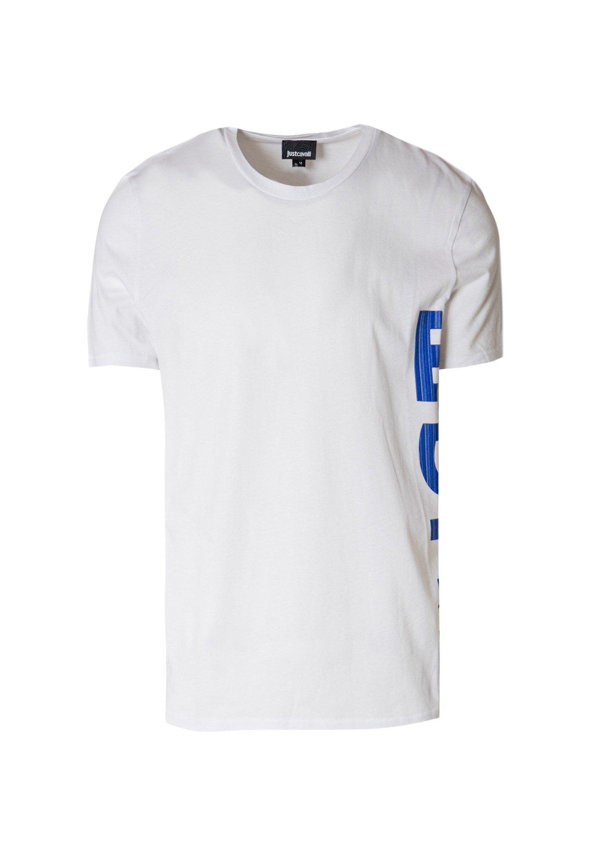 Uomo T-shirt con stampa
