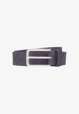 CLORIO - Belt - dark blue