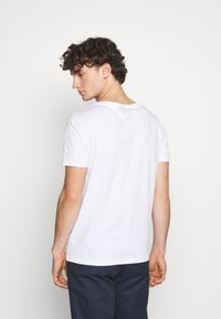 YOURTURN - UNISEX - T-shirt - bas - white - 2