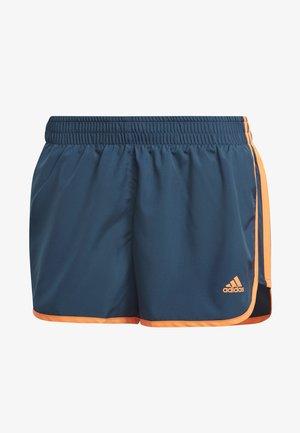 Marathon 20 SHORT RESPONSE AEROREADY RUNNING REGULAR SHORTS - Short de sport - wild teal/screaming orange