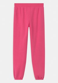 GAP - GIRL LOGO - Tracksuit bottoms - pink jubilee - 1
