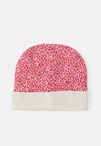 Juicy Couture - BABY LEOPARD HAT & BOOTIE SET - Muts - wild orchid - 1