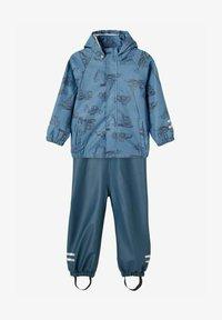 Name it - Pantalon de pluie - captains blue - 0