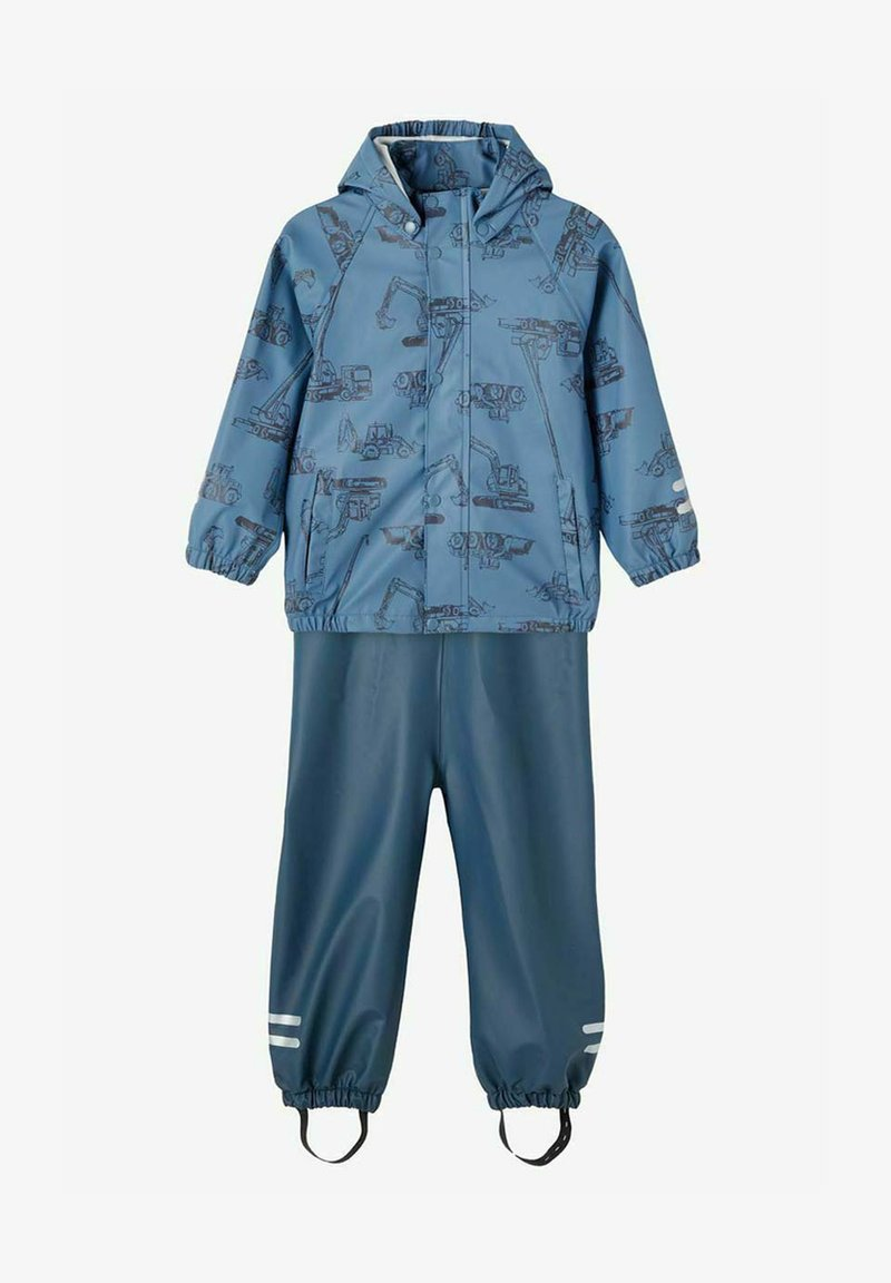 Name it - Pantalon de pluie - captains blue