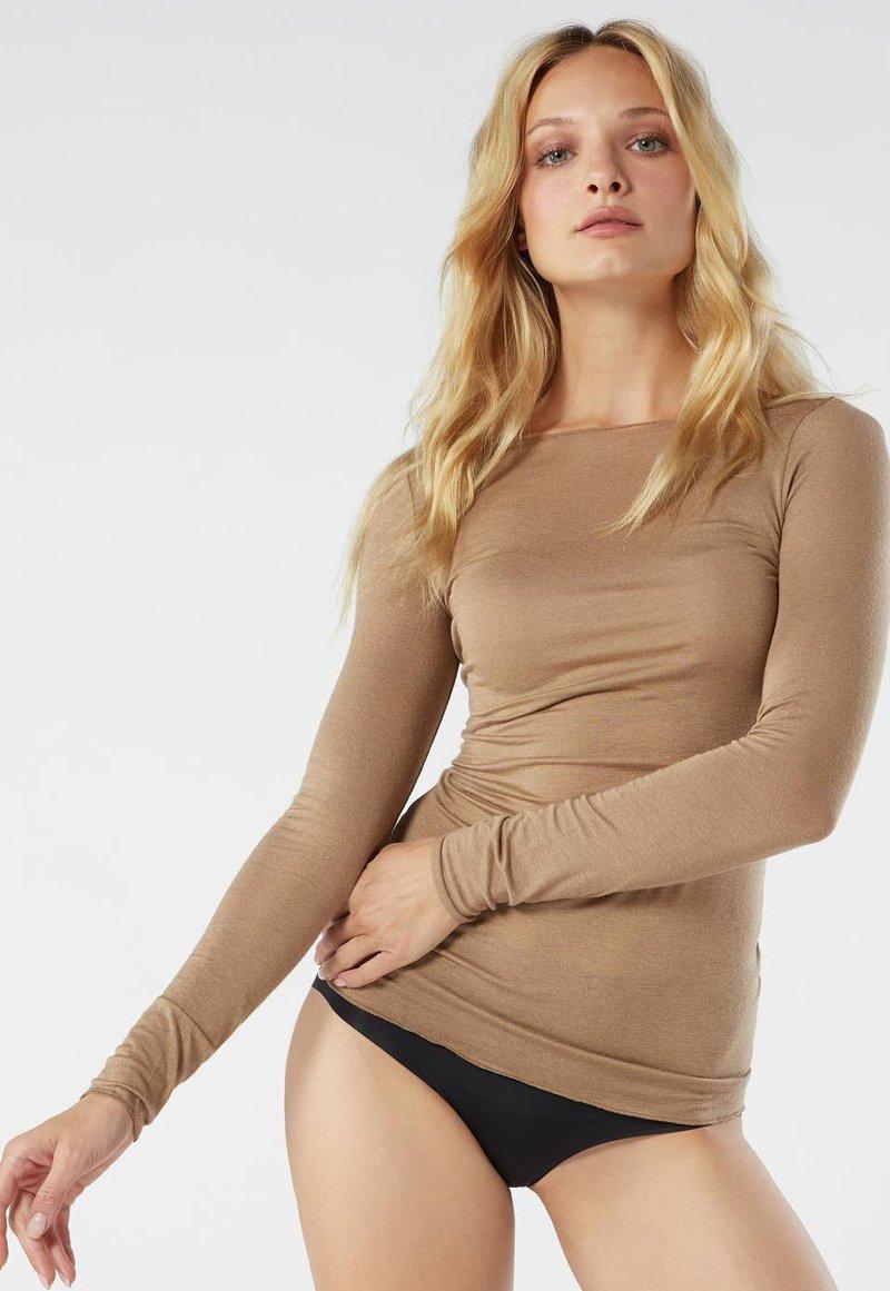 Intimissimi - Undershirt - brown