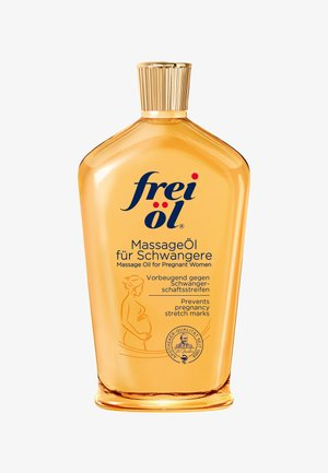 Body oil - hellgelb