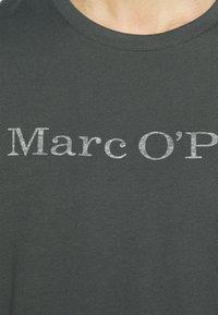Marc O'Polo - SHORT SLEEVE - T-Shirt print - mangrove - 3