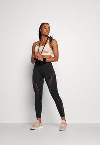 Calvin Klein Performance - SEAMLESS 7/8  - Leggings - black - 1