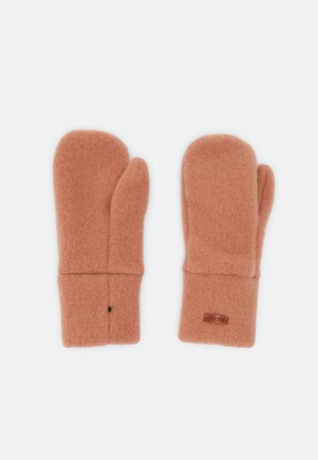 MITTENS UNISEX - Mittens - dusty apricot