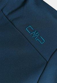 Campagnolo - WOMAN ZIP HOOD - Giacca softshell - blue ink/lake - 5