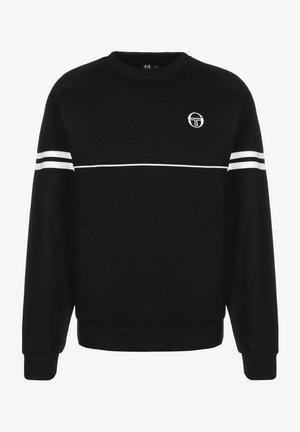 ORION - Sweatshirt - black/white