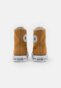 Converse - CHUCK TAYLOR ALL STAR LIFT - Zapatillas altas - dark soba/white/black - 4