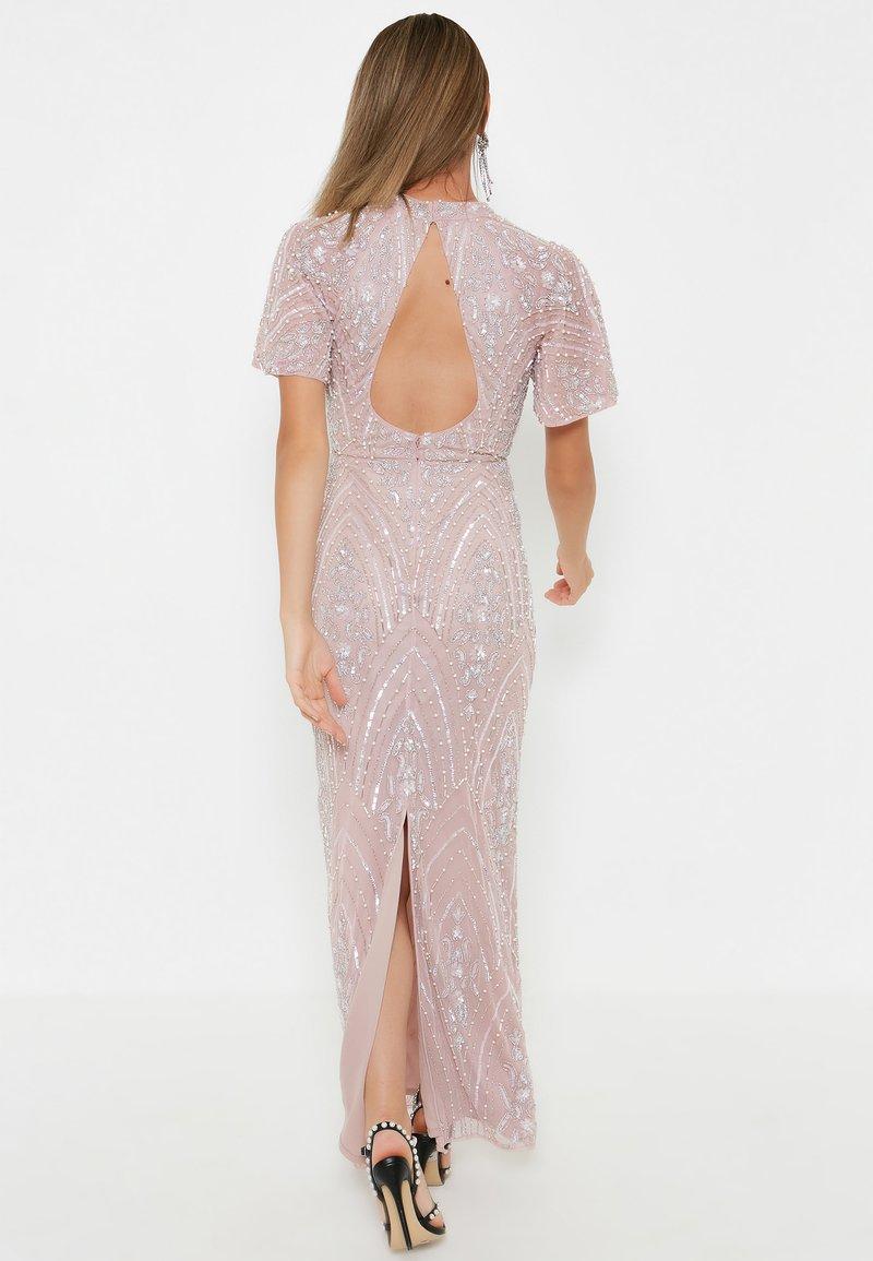 GRACY EMBELLISHED SEQUINS   Cocktailkleid/festliches Kleid   frosted pink