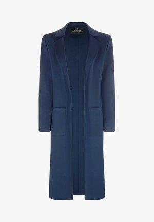 CILIA  - Classic coat - nachtblau