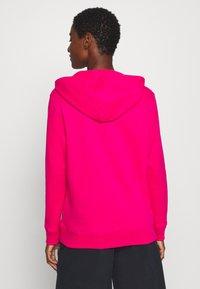 GAP - Bluza z kapturem - lipstick pink - 2