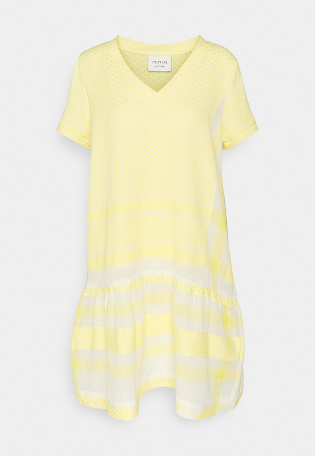 DRESS - Day dress - sunny