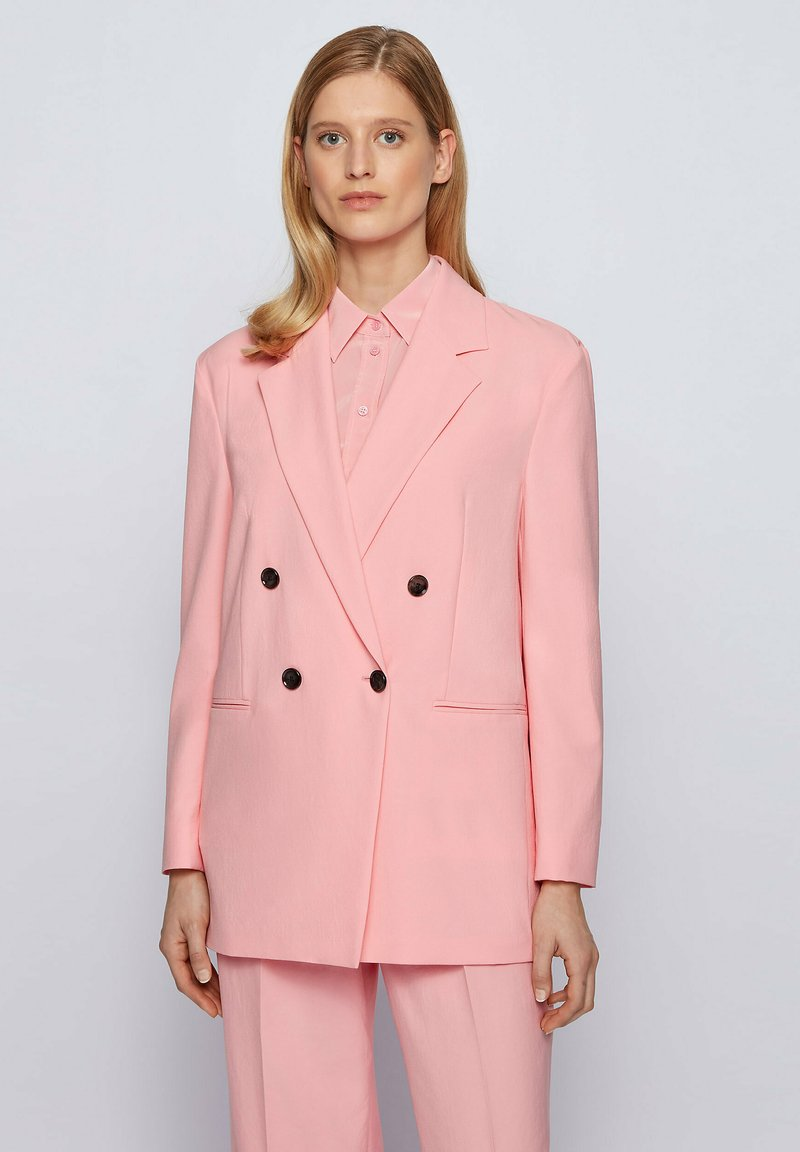 BOSS - JUKKAH - Bleiseri - pink