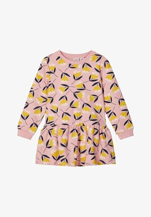 Sweater - coral blush