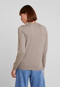 edc by Esprit - BASIC - Cardigan - taupe - 2